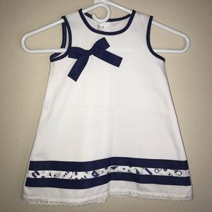 Other - Boutique baby girl Sailor dress 12 months